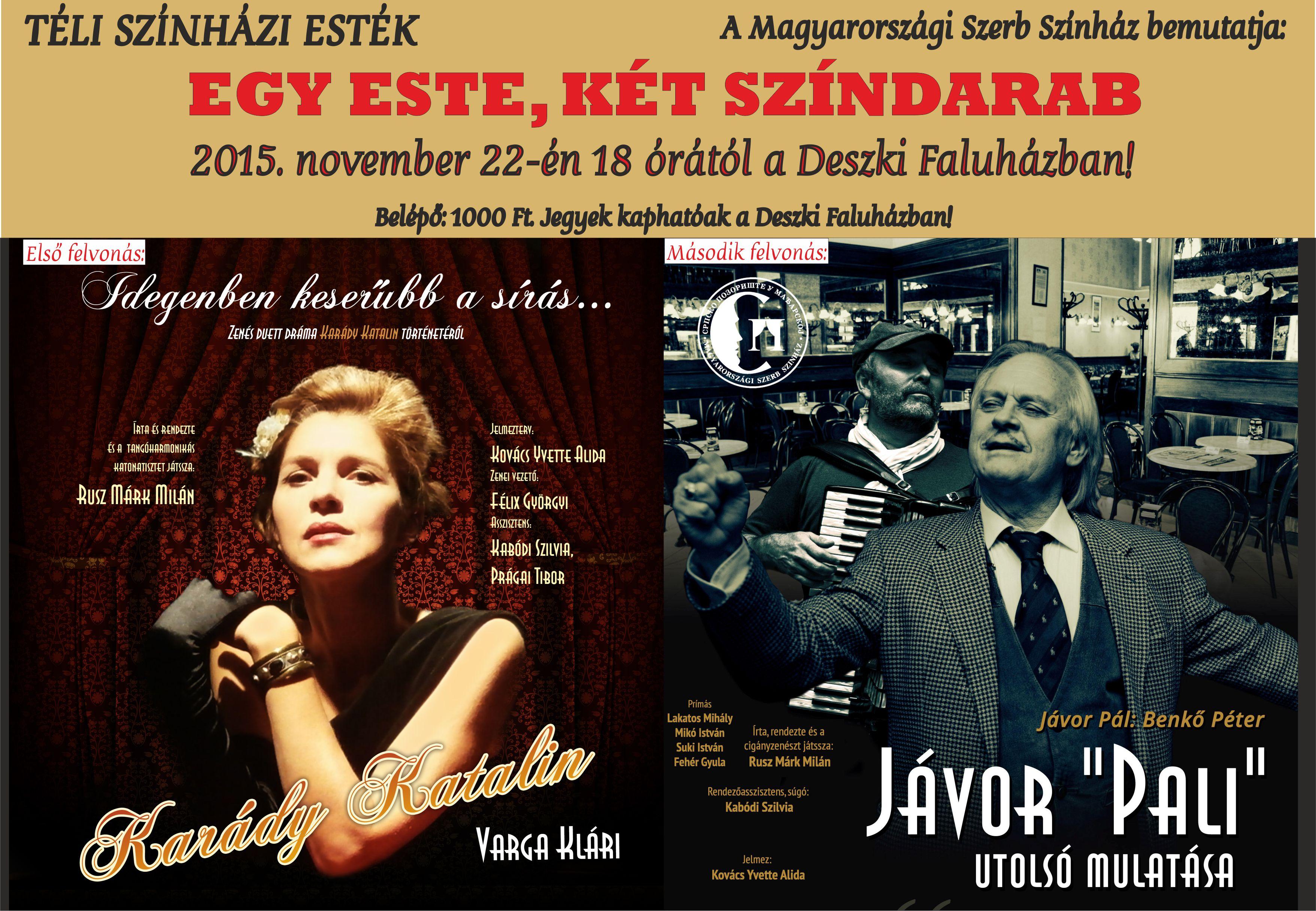 téli színházi esték_karády+jávor